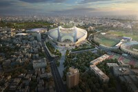 Zaha Hadid Gives Up On Tokyo Stadium