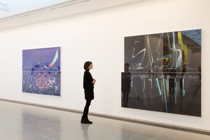 What Zaha Hadid's Paintings Reveal about Her Legacy