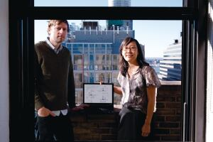 """Underdome creators Erik Carver and Janette Kim hope to provoke their fellow architects into thinking broadly about energy use and considering the political and societal factors, not just those related to design. Architects, Kim says, """"have a tendency to understand efficiency gains [only] on the scale of a building."""""""