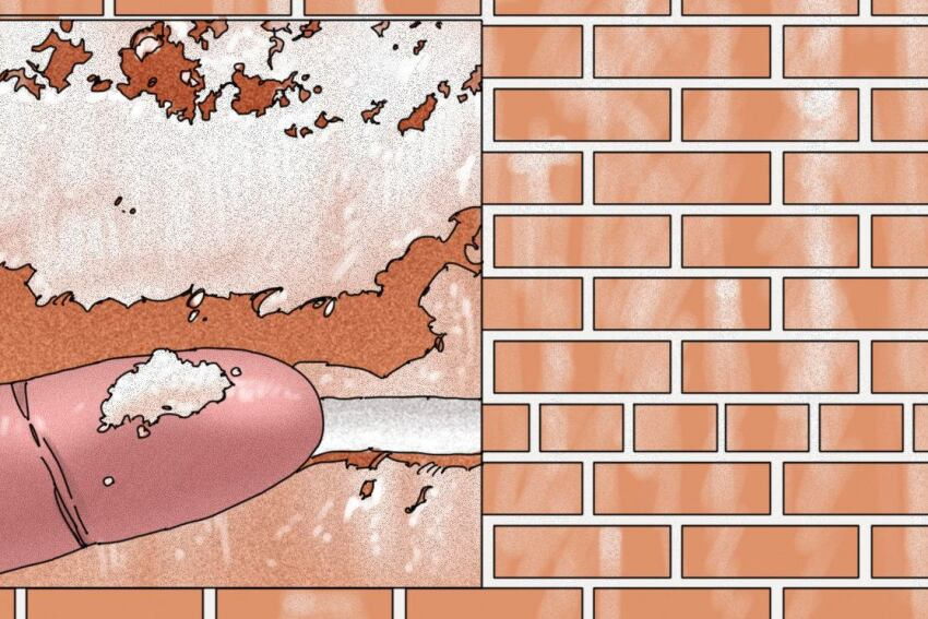 Dealing With Efflorescence on Brick