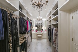 Renovating a Master Closet for Functionality and Design
