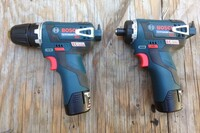 Bosch PS32 Drill Driver and PS22 Pocket Driver