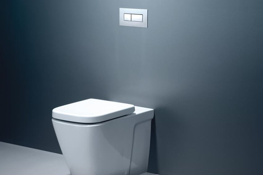 Caroma USA Invisi Series II Toilet Line
