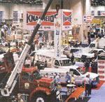 The Work Truck Show will be held March 1-3, 2006, in Atlanta. Photo: National Truck Equipment Association