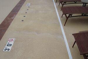 Reducing Slippage When Wet