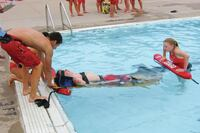 Red Cross, Starfish Aquatics Take Lifeguard Management Classes Online