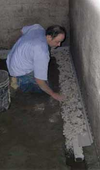 Foolproof Cure For Wet Basements Jlc Online Basement
