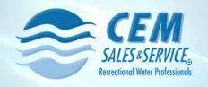 CEM Sales & Service Logo