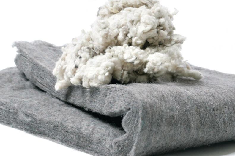 Oregon Shepherd PermaLoft Wool Insulation