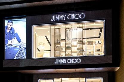 Jimmy Choo Chengdu Daci Temple