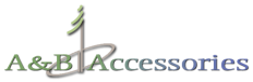 A & B Accessories, Inc. Logo