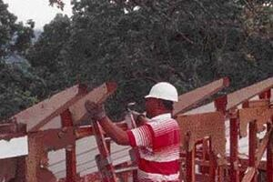 Salvaging Building Material