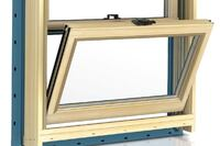 Jeld-Wen custom wood window