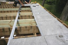 Engineered Tile Decking