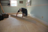 Installing Prefinished Strip Flooring