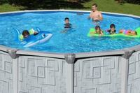Swim'n Play Offers Latest Aboveground Pool