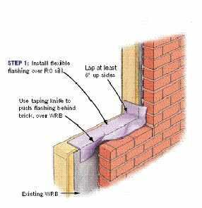 Replacing Windows In Brick Veneer Homes Jlc Online