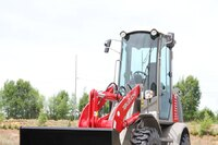 Compact loaders easy on turf and pavement