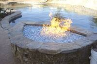 Eco-Friendly Fireplace Gemstones