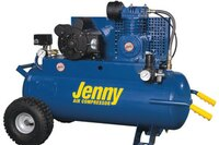 Jenny Products Electric Air Compressors Meet International Safety Standards