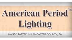 American Period Lighting Logo