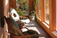 A House Maximizes Energy Efficiency