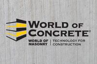 Hanley Wood Reports Record World of Concrete 2015 Space Draw