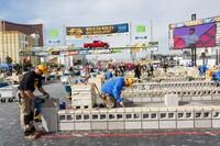 Bricklayer 500 Regionals Underway