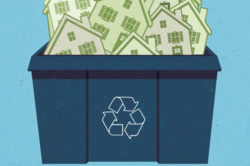 Trash Talk: How to Set up a Jobsite Recycling Program