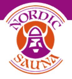 Nordic Sauna Co. Logo