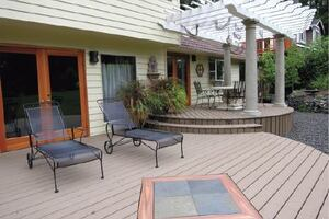 Composite Decking Update