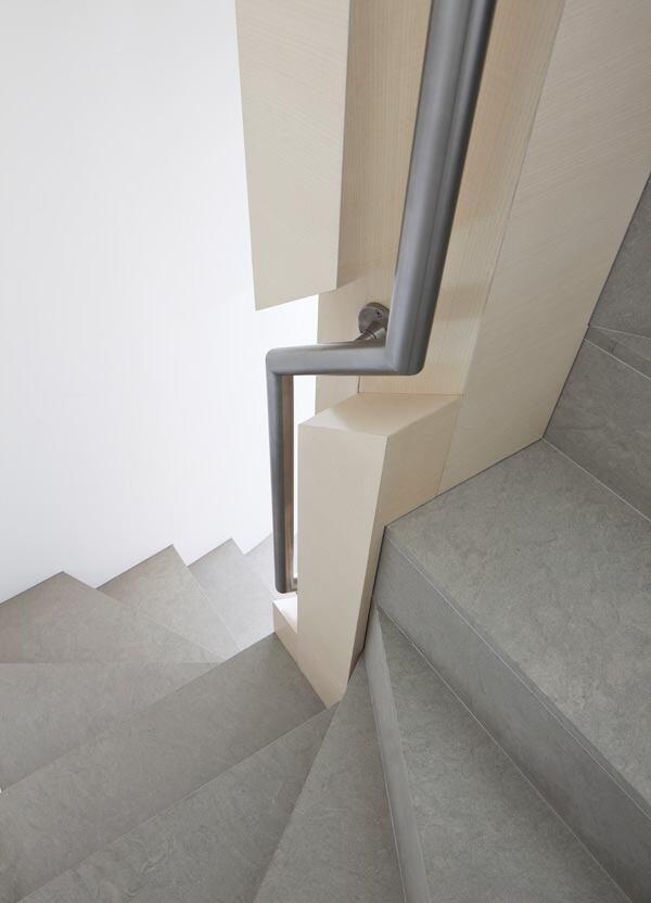 Stair detail.