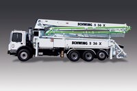 Concrete Pump from Schwing