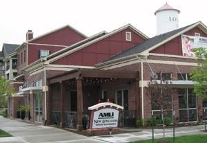 Completed in 2007, AMLI Residential's 206-unit AMLI New Longview in Lee's Summit, Mo., is among the newer properties in the area.
