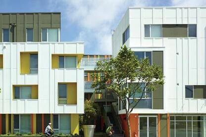 2802 Pico Housing