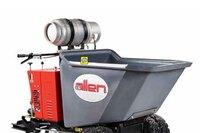 Propane Wheel Buggy from Allen Engineering