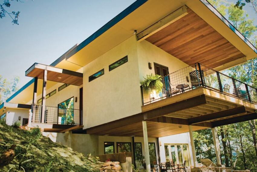 The House That Hemp Built