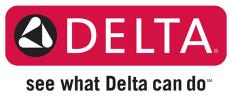 Delta Faucet Co. Logo