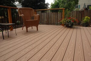 Professional composite decking. Fiberon via Flickr Creative Commons