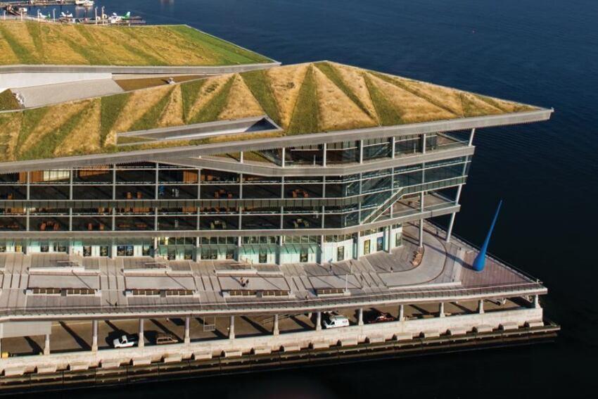 Vancouver Convention Centre West