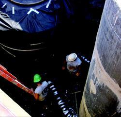 An effective BIM program can help sewer managers determine immediate and long-term  capital needs, such as installation of new pump stations. Photo: Marblehead  Water and Sewer Commission