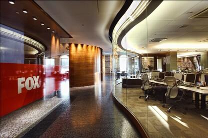 FOX TV TURKEY Office/Studios