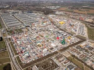 bauma exhibitors are preparing for more than 535,000 visitors that are expected to converge at the only trade fair in the world that brings together the construction machinery industry in its entire breadth and depth.
