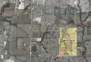 Hillwood snags 400-acre North Texas tract for 1,250 new homes.