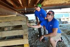 New Jersey Sues Contractor Over Sandy Repair Work