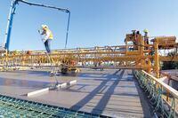 Bid-Well/Terex 2418 and 4800 Workbridge