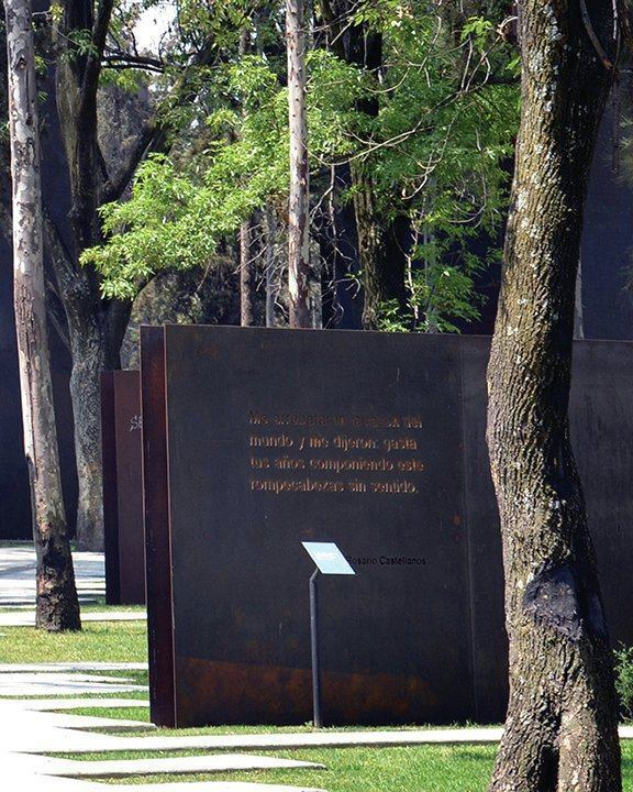 A view of the Memorial during the day.