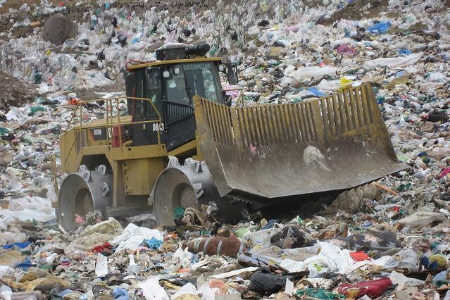From Garbage to Glass: Mining Landfills for New Materials