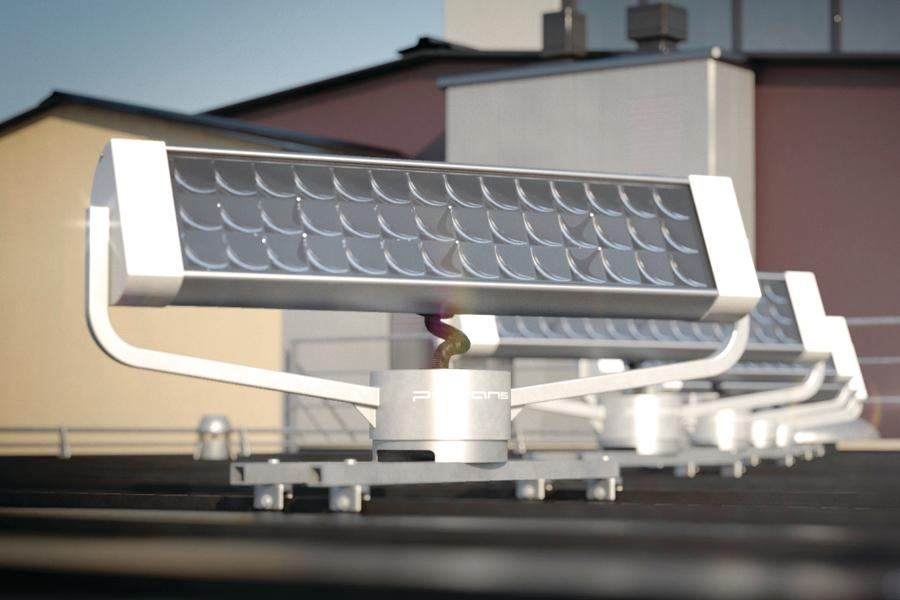 solar power lighting sustainability products fiber optics. Black Bedroom Furniture Sets. Home Design Ideas
