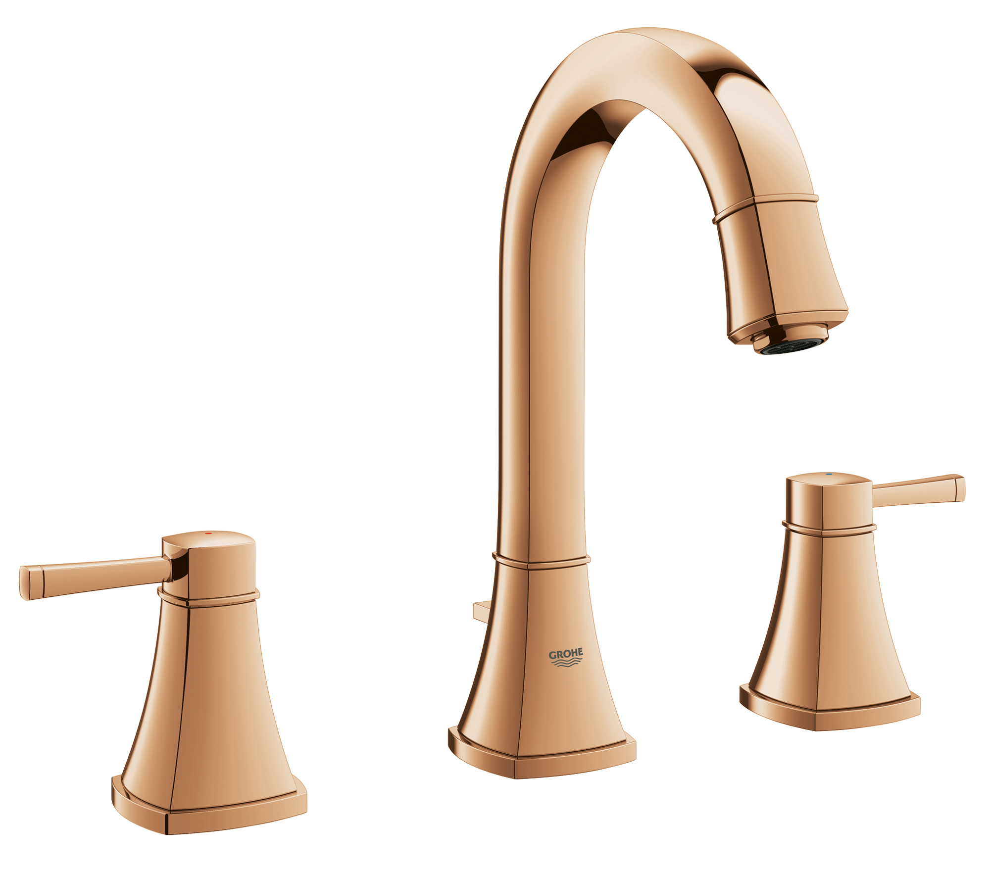 Grohe Adds Feminine Touch With Rose Gold Finish Jlc